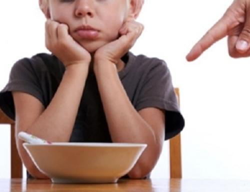 Autismul – tulburari de alimentatie