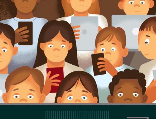 Influenta Mass Mediei asupra socializarii la copii