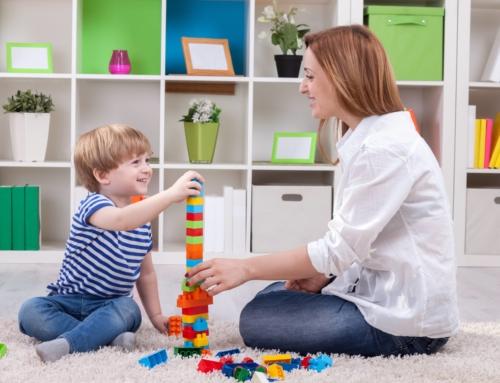 5 reguli de care trebuie sa tii cont atunci cand copilul tau invata sa se joace